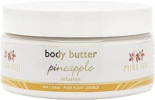 Pure Fiji Body Butter Pineapple , 8 OZ