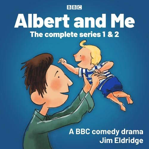 Albert and Me: The Complete Series 1 & 2 cover art