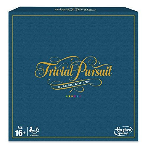 Hasbro Trivial Pursuit C19401010 - Francés