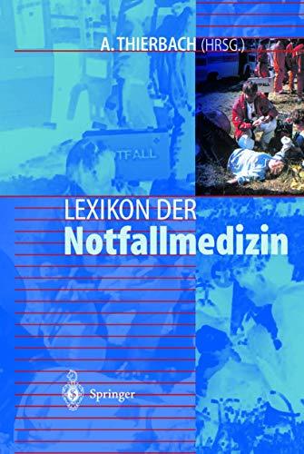 Lexikon der Notfallmedizin (German Edition)