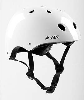 Gain Protection The Sleeper Helmet (L/XL) - Glossy White