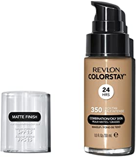 COLORSTAY foundation combination/oily skin #350-rich tan