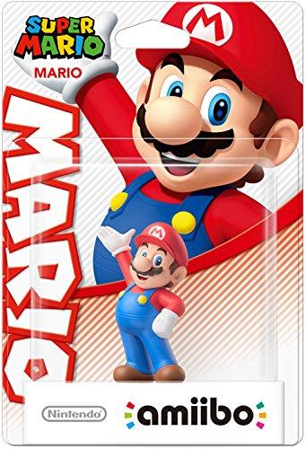 Nintendo - Colección Super Mario, Figurina Amiibo Mario