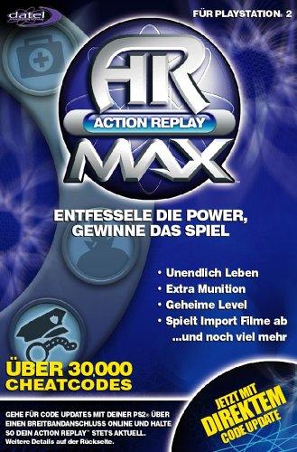 Playstation 2 - Action Replay MAX