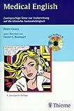 Medical English, m. Audio-CD - Peter Gross