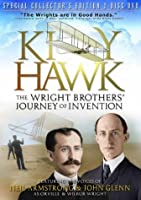 Kitty Hawk: Wright Brothers Journey of Invention [DVD]