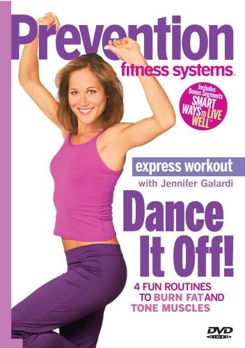 Prevention Fitness Systems Express Workout Dance it Off product image