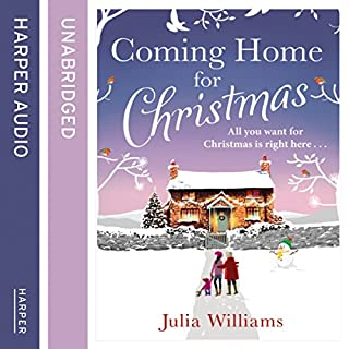 Coming Home For Christmas cover art