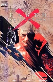 Earth X Sketch Book (Volume 1)