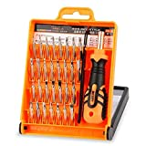 SPIN CART Presicion Screwdriver Set, 32 in 1 Magnetic Tool Kit With 30