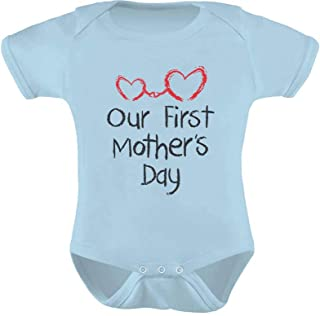 اولین روز مادر ما - لباس خواب کودک و نوزاد عزیزم مامان و من