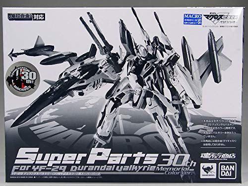 Macross 30th Anniversary - SUPER PARTS for DX Chogokin YF-29 Durandal Valkyrie...