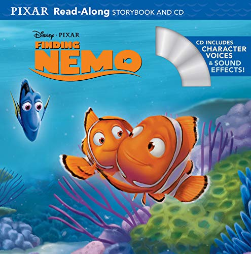 Finding Nemo Read-Along Storybook and CDの詳細を見る