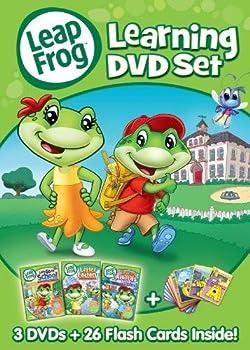 LeapFrog  Learning DVD Set
