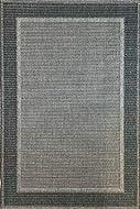 Modern Style Rugs Flatweave Border Design Very Hardwearing - Indoor or Outdoor Rug Patio/Living Room...