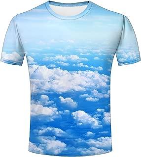 Best cloud print t shirt Reviews