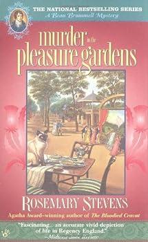 Murder in the Pleasure Gardens (Beau Brummell, #4)