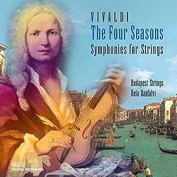 Vivaldi: Four Seasons - Symphonies for Strings