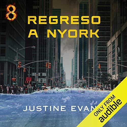 Diseño de la portada del título Regreso a NYORK