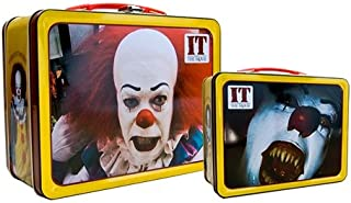 Factory Entertainment Stephen King's It Pennywise The Clown Tin Tote