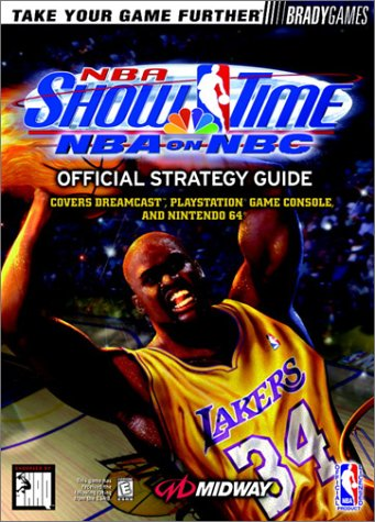 Nba Showtime: Nba on NBC : Official Strategy Guide