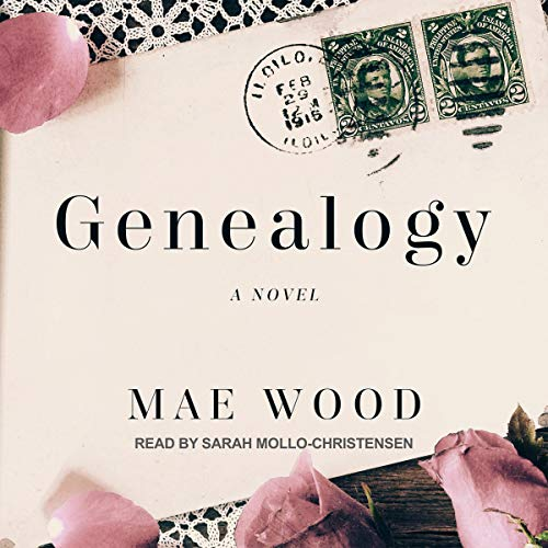 Genealogy audiobook cover art