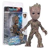 EASTVAPS Figura de Juguete de Guardians of The Galaxy Baby Groot Tree...