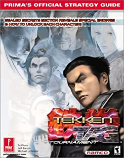 Tekken Tag Tournament (Prima's Official Strategy Guide)