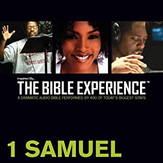 Inspired By … The Bible Experience Audio Bible - Today's New International Version, TNIV: (08) 1 Samuel audiobook cover art