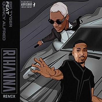 Rihanna (feat. Quincy Alfred) [Remix]