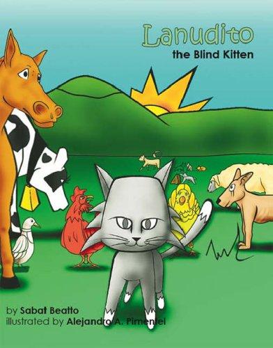 Lanudito the Blind Kitten