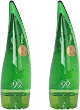 Holika Holika 99% Aloe Soothing Gel / 250ml / 2 Pack / US Seller