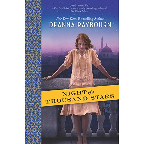 Night of a Thousand Stars audiobook cover art