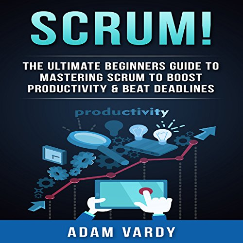 Scrum! audiobook cover art