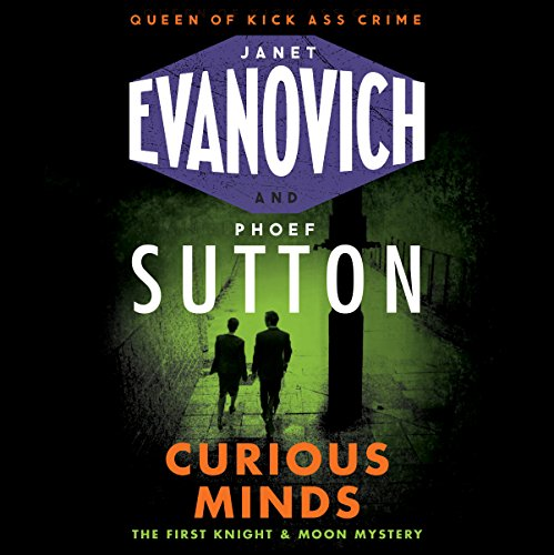 Curious Minds cover art