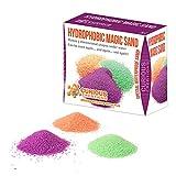 Unbekannt Funtime PL3100 Magischer hydrophober Sand, Mehrfarbig -