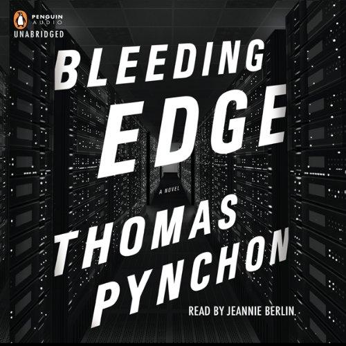 Bleeding Edge audiobook cover art