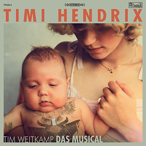 Tim Weitkamp das Musical (Ltd.Green Vinyl) [Vinyl LP]