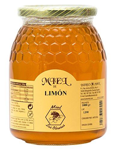 Miel de Limón Las Obreras 1000 g