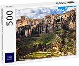 Lais Puzzle Panorama de Cuenca - Ciudad Medieval sobre Rocas, España 500 Piezas