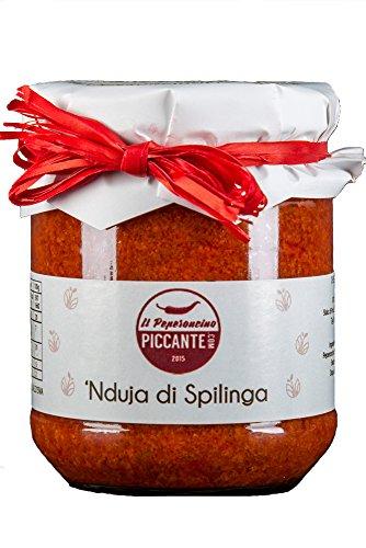 Creme Nduja di Spilinga Nduja scharfe Streichsalami mit 30% Chili aus Kalabrien 180g