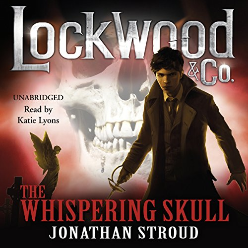 Lockwood & Co. audiobook cover art