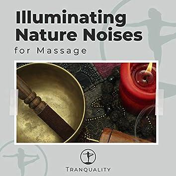 Illuminating Nature Noises for Massage