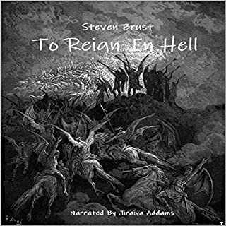To Reign in Hell audiobook cover art