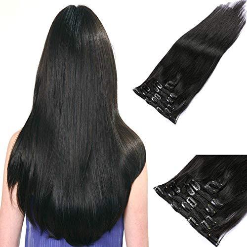 Clip en Extensions de cheveux Extensions...