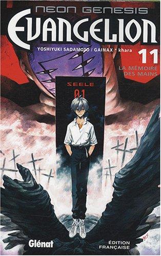 Neon Genesis Evangelion - Tome 11: La mémoire des mains