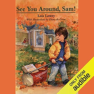 See You Around, Sam audiobook cover art
