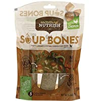 Rachael Ray Nutrish Soup Bones - Real Chicken & Veggies - 6.3oz by Rachael Ray