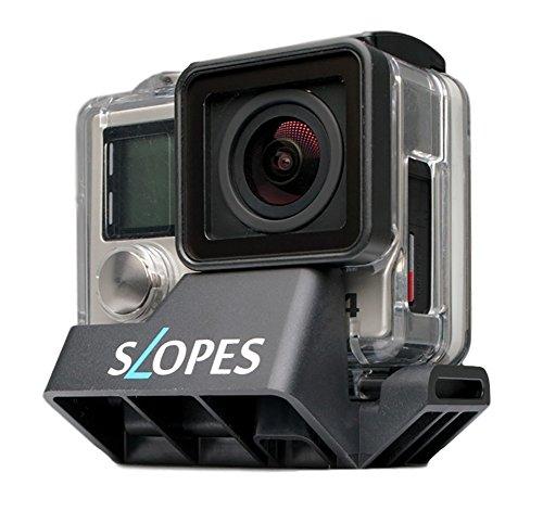 Rogeti Polyhedron & Pano 5+1 Panorama-Ständer für GoPro Kameras, Slopes - schwarz