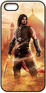 Prince Of Persia The Forgotten Sands iPhone 5 5s Cell Phone Case Black xlb2-104076